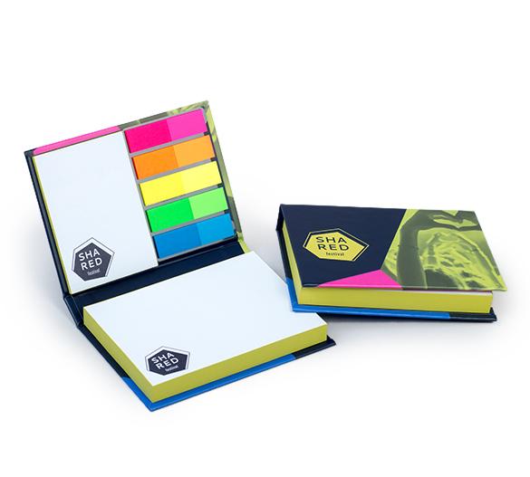 PM100-LUX Combi-Set im Bookcover-Umschlag LUX