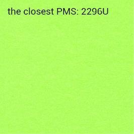 Brillanthaftpapier grün 70g/m2 (empfohlener Druck schwarz)