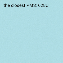 Pastellhaftpapier blau 70g/m2 (empfohlener Druck PMS/HKS)