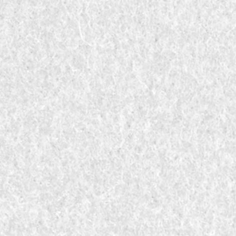durchgefärbter Filz 500g/m2 weiß