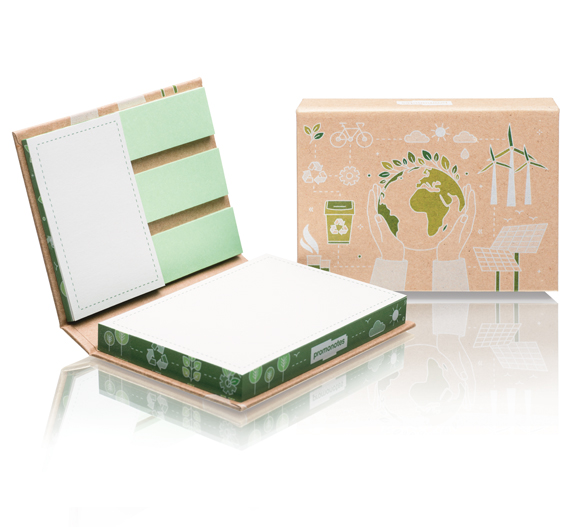 PM100-ECO Combi-Set im Bookcover-Umschlag