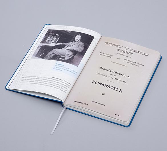 MN31 Mindnotes in Bookcover - Umschlag mit Papier Einband